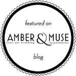 badge of amber and muse