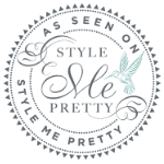 badge of style me pretty